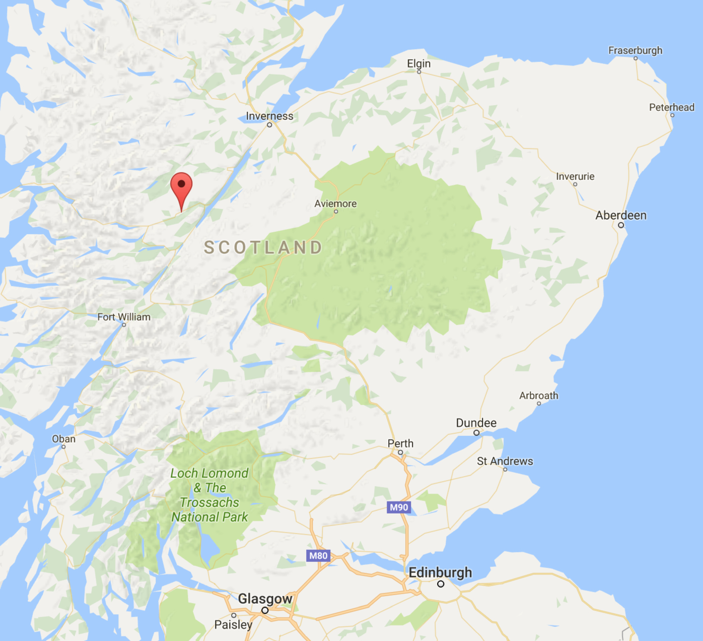 Scottish Highlands - Volunteer trip