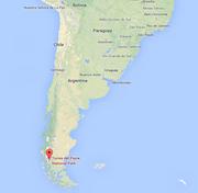 Torres del Paine National Park - Volunteer trip