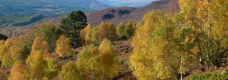 Scottish Highlands, passion for the outdoors