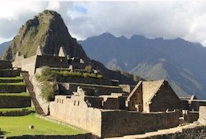 Machu Picchu Today